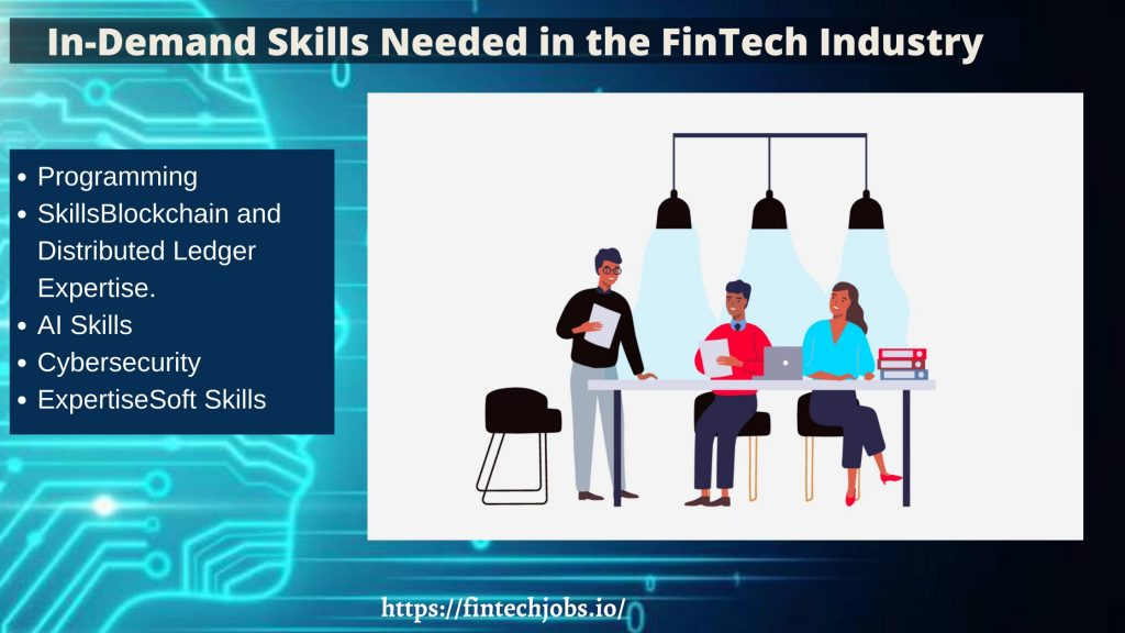 In-Demand Skills Needed in the FinTech Industry